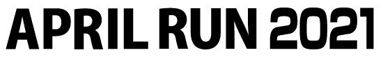 今こそ!走ろうにっぽんプロジェクト『APRIL RUN 2021-それぞれの目標クリアー』
