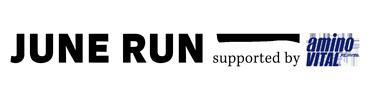 今こそ!走ろうにっぽんプロジェクト『JUNE RUN-それぞれの目標クリアー』 supported by aminovital